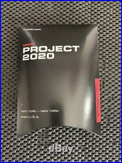 Topps Project 2020 Dwight Doc Gooden #12 withbox Tyson Beck PR 1065 RARE VHTF