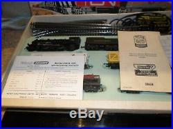 Triang Rare 915 Canadian Pacific Train Set In Its Original Box