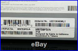 ULTRA RARE JIMI HENDRIX iPod Classic 1st Generation in ORIGINAL BOX + Brochure