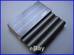 ULTRA RARE LAMY PERSONA PLATINUM 18K Fountain Pen Brand New In Original Box
