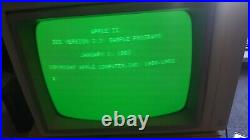 ULTRA Rare Apple II+ Bell & Howell Darth Vader Computer Original BOX