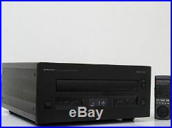 USED Pioneer HLD-X0 Hi-vision MUSE LD Laser Disc Player With Original Box RARE