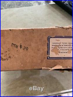 Ultra rare Western Electric WE 274B NOS Amplifier Tube (with Original Box)