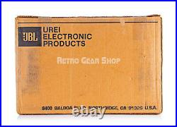 Urei 1178 Stereo Dual Peak Limiter Serviced Original Box Rare Vintage Compressor