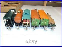VERY RARE Lionel Original Prewar BOXED #808 Freight Car Accessory Set