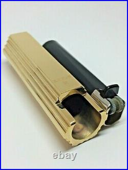 VERY RARE VINTAGE ROLEX LIGHTER COVER SOLID GOLD WITH Original box NEW