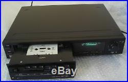 VINTAGE NEW(!) CASSETTE TAPE DECK RADIOTEHNIKA MP-7301 STEREO Original Box Rare