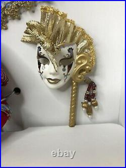 Venetian Opulence Masquerade Gala Collection Barbie Doll New in Box 2000 Rare