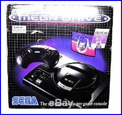 Very Rare Official Altered Beast Sega Mega Drive Boxed Console Original
