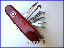 Very Rare Victorinox SwissChamp XXLT with Butane Lighter- Brand New in Box