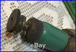 Very Rare, Vintage VASCO Spark Plugs / Original Box