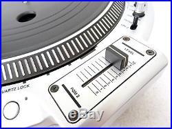 Vestax QFO Legendary Pro DJ Turntable Mixer EQ with Original Box RARE! Nice Qbert