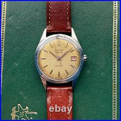 Vintage 1960s Eberhard & Co. Scafodat Automatic Cal. 261-123 Rare Original Box
