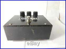 Vintage 1982 ProCo Rat Distortion Effects Pedal Big Box Original LM308 IC Rare