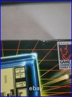 Vintage 1989 Nintendo Original Gameboy DMG-01 BOX ONLY withStyrofoam VERY RARE