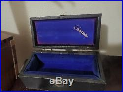Vintage American DR332 dynamic ribbon microphone with original box RARE working