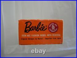 Vintage Barbie Bubble Cut Rare Redhead #850 NRFB ALL ORIGINAL and BOX