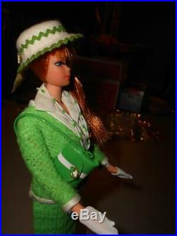 Vintage Barbie Japanese Exclusive Mod Stacey Very Rare Dressed Box Doll & Outfit