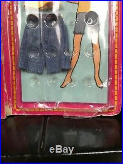 Vintage Barbie Sweet 16 Rare Gifset Doll Extra Outfit Sealed In Box 1973 #7796