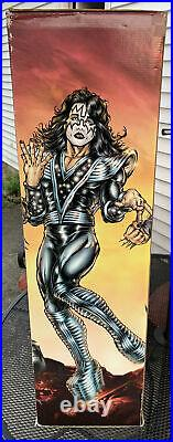 Vintage KISS Destroyer GIANT Doll ACE FREHLEY 24 Brand New In Box NIB RARE