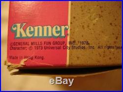 Vintage Kenner 1978 3rd/ed Biosonic Six Million Dollar Man Original Box Rare