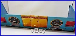 Vintage Marx Tv And Radio Station Collectible Toy Set Very Rare W Original Box