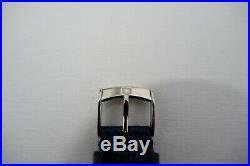 Vintage Men's Zenith Respirator'x' C1965 Auto, Rare Blue Dial, Original Box
