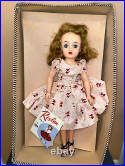 Vintage Miss Revlon Doll Ideal Toys Rare in Original Box With Tag 18