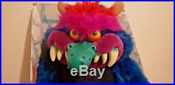 Vintage Original 1986 My Pet Monster New In box Never opened! EXTREMELY RARE