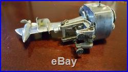 Vintage Sea Fury Outboard Gas Motor in Original Box 049 Allyn RARE! WOW