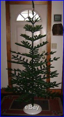 Vintage Warren Plastic Christmas Tree 72 Tall 6 Feet Rare New Original Box