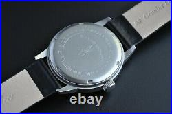 Vintage Watch Pilot 1-MCHZ WW II Militare Moda CalPobeda Zim-2602-03 Rare