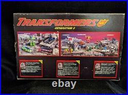 Vtg Transformers G2 Spark Pyro Obliterator w Orig Box & Instructions Rare